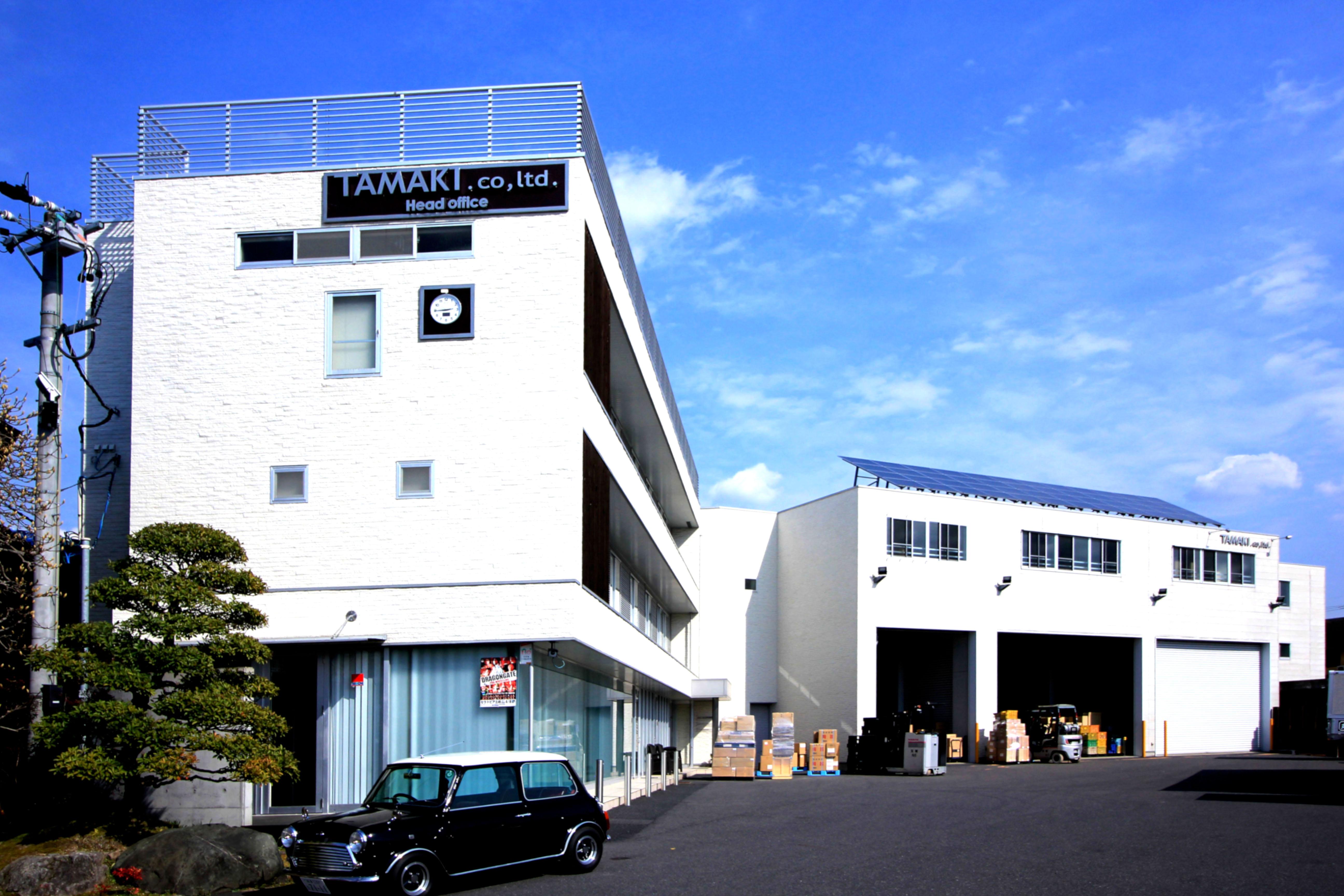 丸利玉樹利喜蔵商店(ショールーム/岐阜県土岐市)