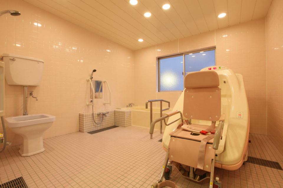 介護施設(浴室)